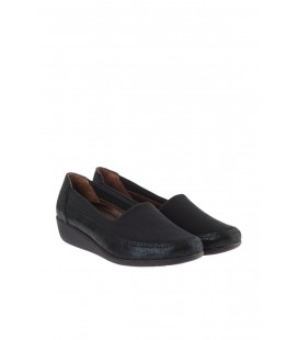 İnci Siyah Kadın Klasik Ayakkabı 6349 120130007655