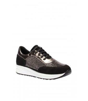 İnci Siyah Kadın Sneaker 4404 120130002999