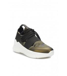 İnci Haki Kadın Sneaker 6997 120130009023