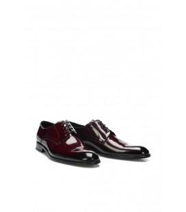 İnci Hakiki Deri Koyu Bordo Erkek Klasik Ayakkabı 6946 120130008971