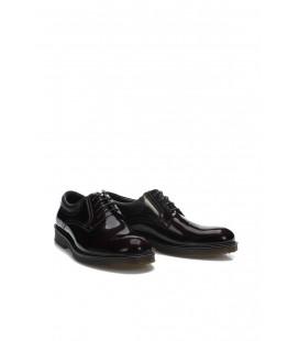 İnci Hakiki Deri Bordo Erkek Klasik Ayakkabı 6694 120130008673