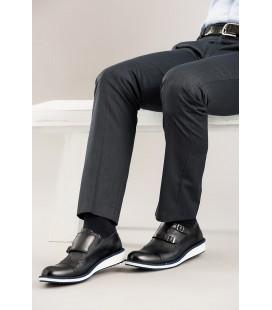 İnci Hakiki Deri Lacivert Erkek Ayakkabı 2316 120130001079