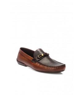 İnci Kahverengi Erkek Loafer Ayakkabı  5693 120130005592