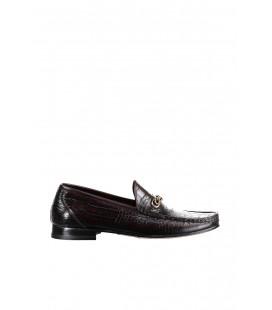 İnci Hakiki Deri Kahverengi Erkek Ayakkabı 5609 120130005521