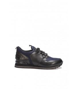 İnci Hakiki Deri Lacivert Erkek Sneaker 6751 120130008766