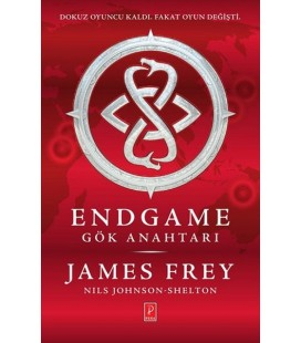Endgame - Gök Anahtarı - Nils Johnson Shelton,  James Frey