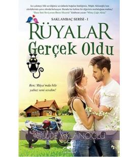 Rüyalar Gerçek Oldu - Müjde Aklanoğlu - Olimpos Yayınları