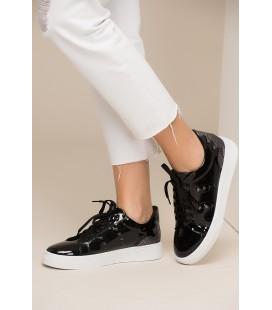 İnci Siyah Kadın Sneaker 6041 120130006570