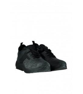 İnci Hakiki Deri Siyah Erkek Sneaker 7014 120130009040