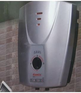 Damla Elektrikli Şofben Model KT7