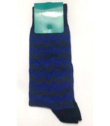 İnci Lacivert Erkek Çorap  0652