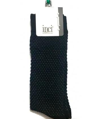 İnci Siyah Erkek Çorap 5288