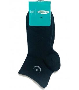 İnci Kadın Siyah Kısa Çorap 5271