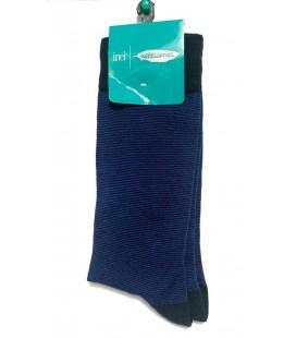 İnci Erkek Mavi Çorap 5289