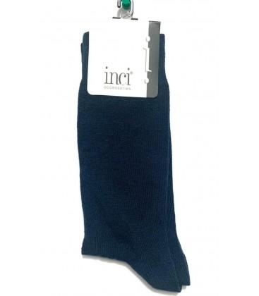 İnci Erkek Lacivert Çorap 5284