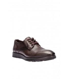 İnci Hakiki Deri Kahverengi Erkek Ayakkabı 4518 120130003109
