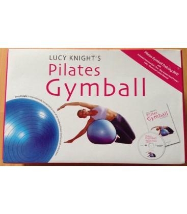 Pilates Gymball Workout - Lucy Knight DVD ve Kitap Hediyeli