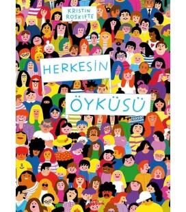 Herkesin Öyküsü Kristin Roskifte Desen Yayınları