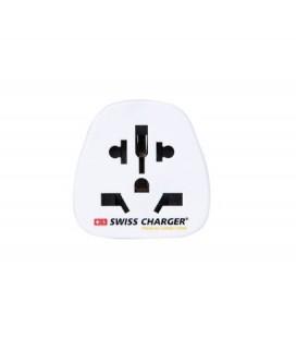 Swiss Charger SCP-20061 Travel Universal Seyahat Adaptörü