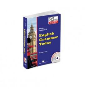 English Grammar Today / Türkçe açıklamalı