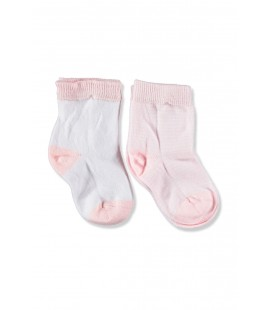 Step Bebek İkili Organik Baby Girl Soket 19KTEPKCRP048