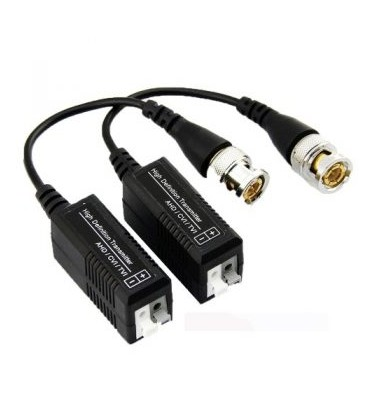 Secret Güvenlik Pasif Video Balun Passive HDCVI Transceiver