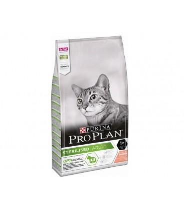 Pro Plan Sterilised Somonlu ve Ton Balıklı 10 kg Kısırlaştırılmış Yetişkin Kuru Kedi Maması