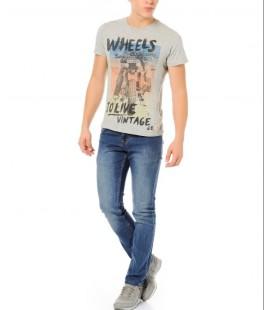 Mustang Jean Pantolon | Normal Bel Slim 3156 5209 534