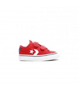 Converse Star Replay 2V Bebek Kırmızı Sneaker.766974C