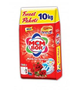 Mcm Bor Matik Canlı Renkler 10 Kg Çamaşır Deterjanı