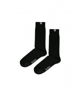 Bad Bear LABEL TALL NIGHT Erkek Siyah Çorap