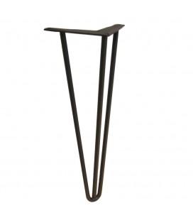 Metal Ayak Orta Sehpa Ayağı 4 Lü 35cm