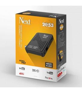 Next 2053 Siyah Uydu Alıcısı