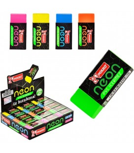 Mikro Neon Silgi 2b-30n İz Bırakma 30 Adet