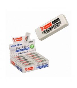 Mikro Beyaz Silgi 20'lı Kutu Pvc Free 2b-20t