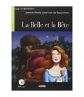 La Belle Et La Bete + CD -A1 Fransızca