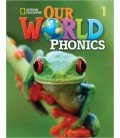 Our World Phonics 1   Book with Audio CD