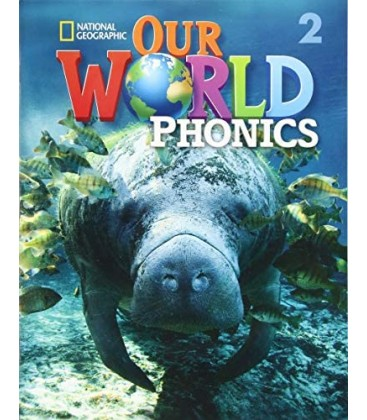 Our World Phonics 2 with Audio CD National Geographic