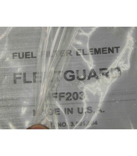 FLEETGUARD ELEMENT FUEL FILTER FF203