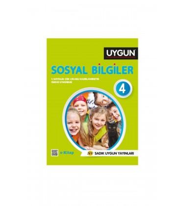 Sadık Uygun Yayınları 4.Sınıf Sosyal Bilgiler
