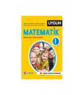 Sadık Uygun Yayınları 1.sınıf Matematik