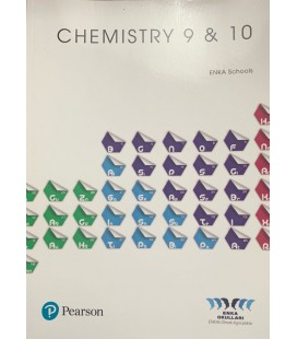 Chemistry 9 & 10 ENKA Schools