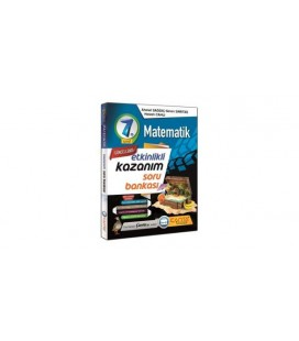 7. Sınıf Matematik Etkinlikli Kazanım Soru Bankası - Çanta Yayınları
