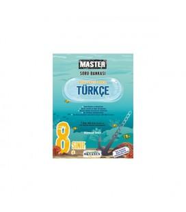 8. Sınıf Master Türkçe Soru Bankası Okyanus Yayınları
