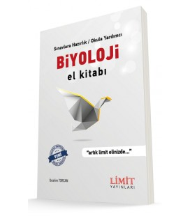 TYT AYT Biyoloji El Kitabı -Limit Yayınları