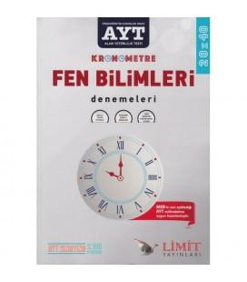 AYT Fen Bilimleri 20 x 40 Özel Denemeleri - Limit Yayınları