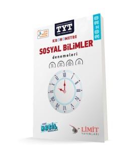TYT Sosyal Bilimler 20x20 Denemeleri Limit Yayınları