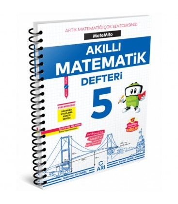 5. Sınıf Matematik Defteri Matemito Arı Yayıncılık