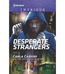 Desperate Strangers - Carla Cassidy