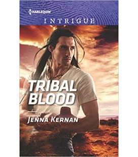 Tribal Blood, - by Jenna Kernan